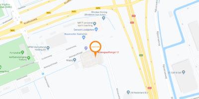 Locatie molengraaffsingel 12